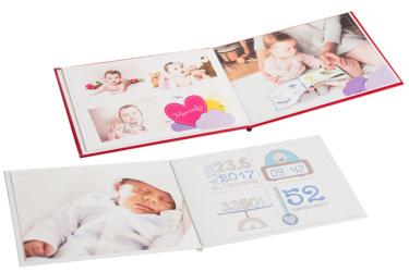 Dětská fotokniha